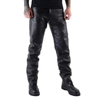 Pantaloni piele bărbați MOTOR, MOTOR