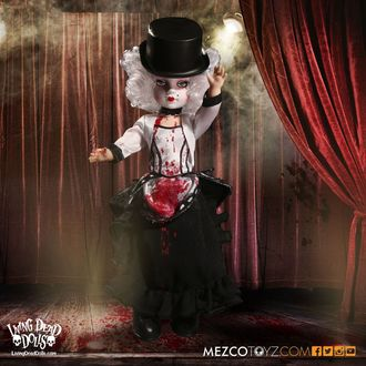 Păpuşă Madame la dead - Living Dead Dolls, LIVING DEAD DOLLS