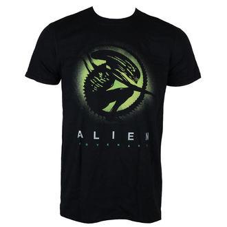 tricou cu tematică de film bărbați Alien - Vetřelec - COVENANT - LIVE NATION, LIVE NATION, Alien - Vetřelec