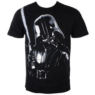 tricou cu tematică de film bărbați Star Wars - BIG VADER SILVER - LEGEND, LEGEND