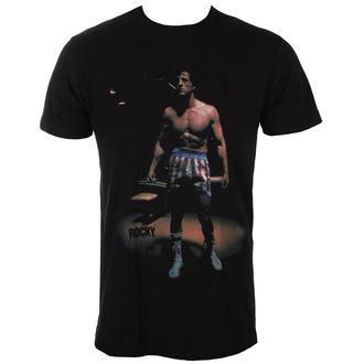 tricou cu tematică de film bărbați Rocky - Spotlight - AMERICAN CLASSICS, AMERICAN CLASSICS