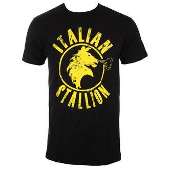 tricou cu tematică de film bărbați Rocky - Black Stallion - AMERICAN CLASSICS, AMERICAN CLASSICS