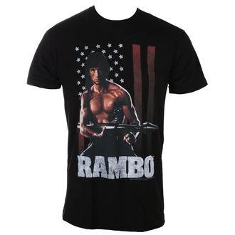 Tricou bărbați RAMBO - RAMBERICA, AMERICAN CLASSICS