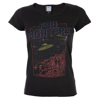 tricou stil metal femei Foo Fighters - AMPLIFIED - AMPLIFIED, AMPLIFIED, Foo Fighters