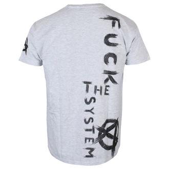 tricou bărbați - Fuck the System - ALISTAR, ALISTAR