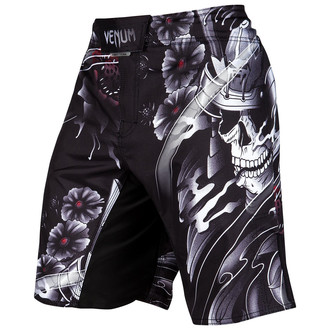 Pantaloni scurţi de box Venum - Samurai Skull - Black, VENUM