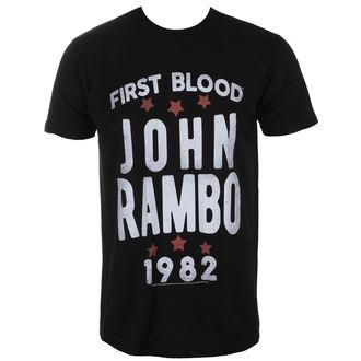 Tricou bărbați RAMBO - STARS, AMERICAN CLASSICS