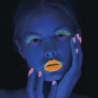 Ruj STAR GAZER - Neon Lipstick Neon - Violet, STAR GAZER
