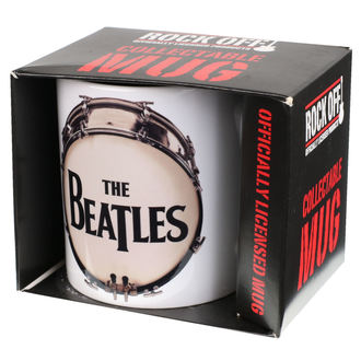 Cană BEATLES - ROCK OFF, ROCK OFF, Beatles
