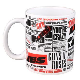 Cană Guns N' Roses - ROCK OFF, ROCK OFF, Guns N' Roses