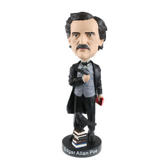 Figurină Edgar Allan Poe - Bobble-Head