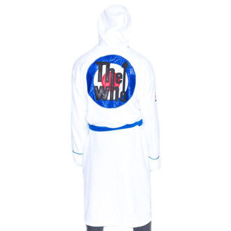 Halat de baie The Who - Logo - White / Blue, Who