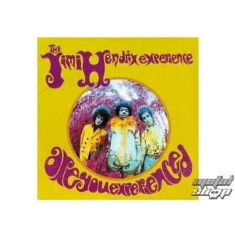 figurină (3D imagine) JIMI HENDRIX sunt tu cu experienta placă Figura, Jimi Hendrix