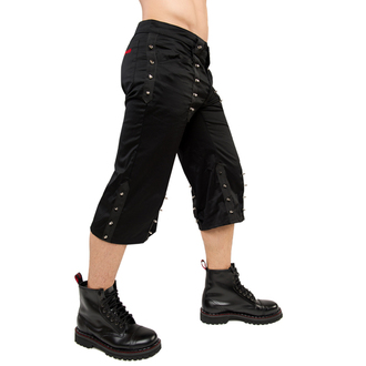 pantaloni scurți 3/4 Aderlass - curtly înțepătură Pantaloni dril Negru, ADERLASS