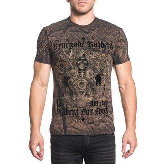 tricou hardcore bărbați - Renegade Speed - AFFLICTION, AFFLICTION