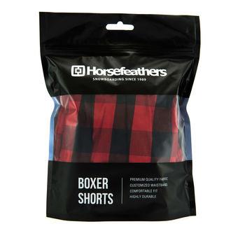 Boxeri pantaloni scurți bărbaţi HORSEFEATHERS - APOLLO - CHILLI, HORSEFEATHERS
