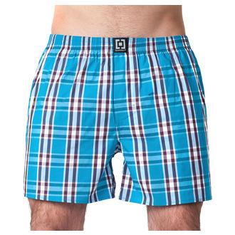 Pantaloni bărbătești scurți HORSEFEATHERS - SIN - BLUE, HORSEFEATHERS