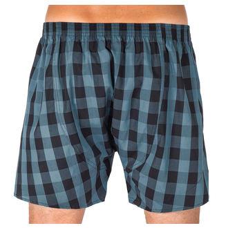 Boxeri pantaloni scurți bărbaţi HORSEFEATHERS - SIN - SMOKE BLUE, HORSEFEATHERS