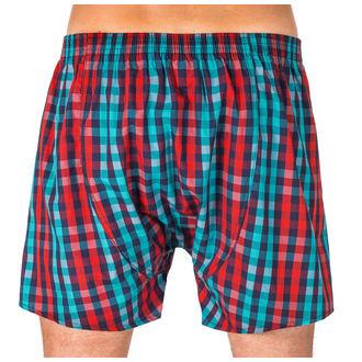 Pantaloni bărbătești scurți  HORSEFEATHERS - SIN - DARK BLUE, HORSEFEATHERS