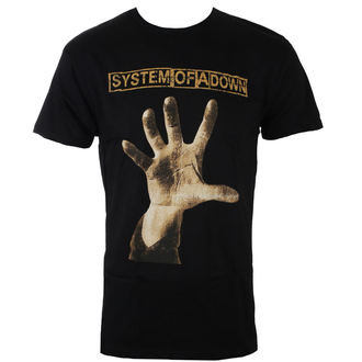 tricou stil metal bărbați System of a Down - HAND - BRAVADO, BRAVADO, System of a Down