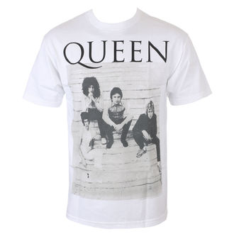 tricou stil metal bărbați Queen - Bo Rhap - ROCK OFF