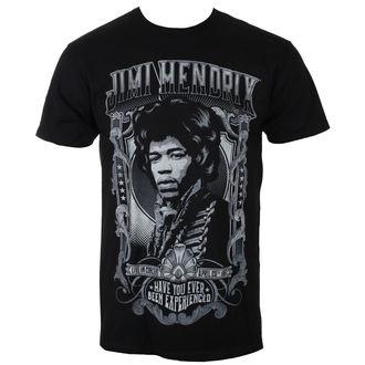 tricou stil metal bărbați Jimi Hendrix - AUTHENTIC HENDRIX - BRAVADO, BRAVADO, Jimi Hendrix
