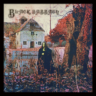 Poster înrămat Black Sabbath - (&&string1&&) - PYRAMID POSTERS, PYRAMID POSTERS, Black Sabbath