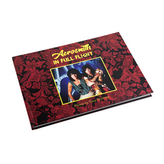 Album de colecție (set) AEROSMITH - IN FULL FLIGHT, NNM, Aerosmith