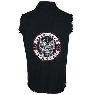 Tricou bărbătesc fără mâneci (vestă) Motorhead - BIKER - RAZAMATAZ, RAZAMATAZ, Motörhead