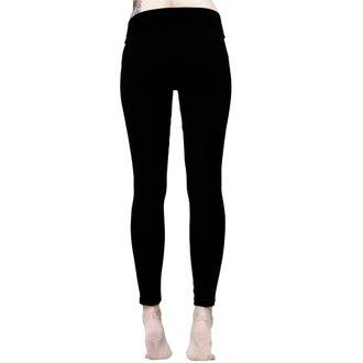 Femei pantaloni (colanți) KILLSTAR - Amulet - BLACK, KILLSTAR