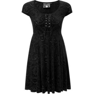Rochie damă KILLSTAR - Angelyn - BLACK - KSRA000032