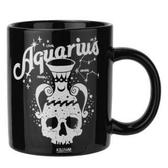 Cană KILLSTAR - Aquarius - BLACK, KILLSTAR