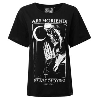 tricou femei - Ars Moriendi - KILLSTAR