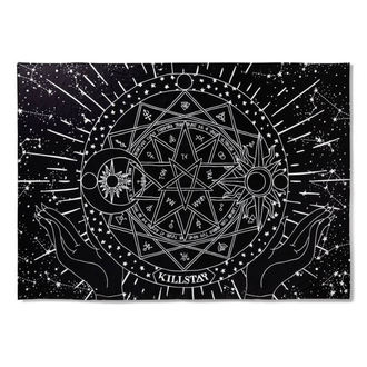 Lenjerie de pat KILLSTAR - ASTROLOGY - BLACK, KILLSTAR