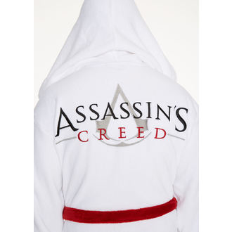 Halat de baie Assasins Creed - White Logo, NNM