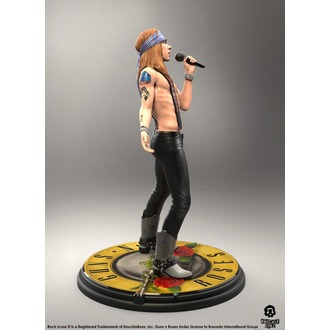 Figurină Guns N' Roses - Axl Rose - Rock Iconz - KNUCKLEBONZ, KNUCKLEBONZ, Guns N' Roses