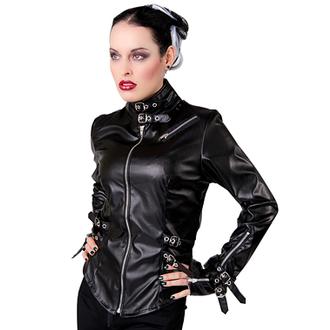 cămaşă femei (sacou) Negru Pistol - Cataramă Bluză Cer Negru, BLACK PISTOL
