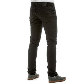 Pantaloni bărbătești (blugi) NUGGET - Barker - 1/7/38, B - Black, NUGGET