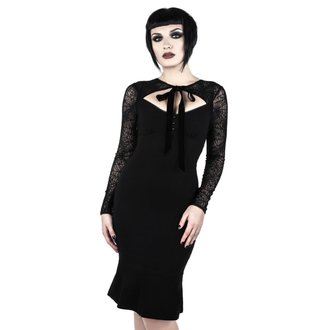 Rochie damă KILLSTAR - BAT TO THE BONE - BLACK, KILLSTAR