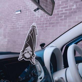 Odorizant auto KILLSTAR - Bat - BLACK, KILLSTAR