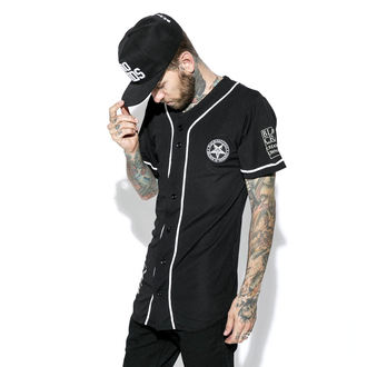 Tricou (unisex) BLACK CRAFT - Team Satan Baseball Jersey, BLACK CRAFT