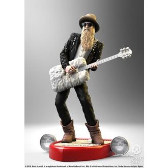 Statuetă/Figurină ZZ Top - Billy F Gibbons - Rock Iconz, ZZ-Top
