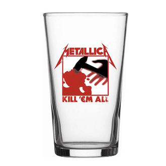 Pahar Metallica - Kill Em All - RAZAMATAZ, RAZAMATAZ, Metallica
