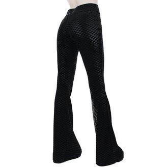 Pantaloni damă (colanți) KILLSTAR - Black Sea - BLACK, KILLSTAR