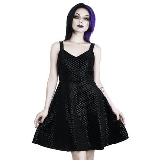 Rochie damă KILLSTAR - Black Sea - BLACK, KILLSTAR