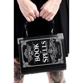 Poșetă (Geantă de umăr) KILLSTAR - Book of Spells - Black, KILLSTAR