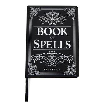 Caiet KILLSTAR - Book of Spells -l Black, KILLSTAR