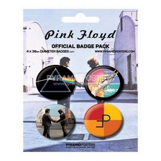 insigne - Roz Floyd - BP80091, PYRAMID POSTERS, Pink Floyd