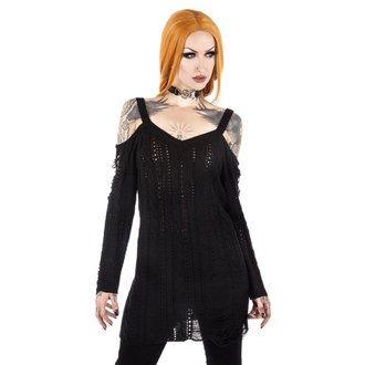 Pulover Femei KILLSTAR - Bury Bridgette - Black, KILLSTAR