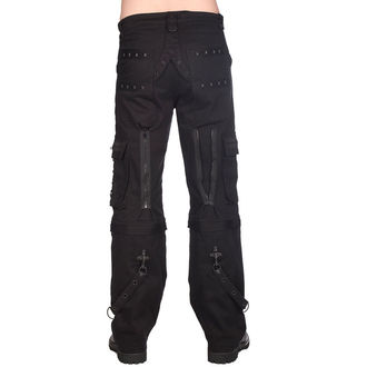 Pantaloni bărbătești Black Pistol - Pyramide - Black, BLACK PISTOL